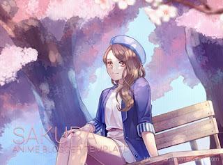 Sakura Blogger Template v2.2