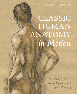 Classic Human Anatomy in Motion is a wonderful resource for artists who want to learn more about human anatomy and the body in motion. Read the full review at The Artist Librarian.