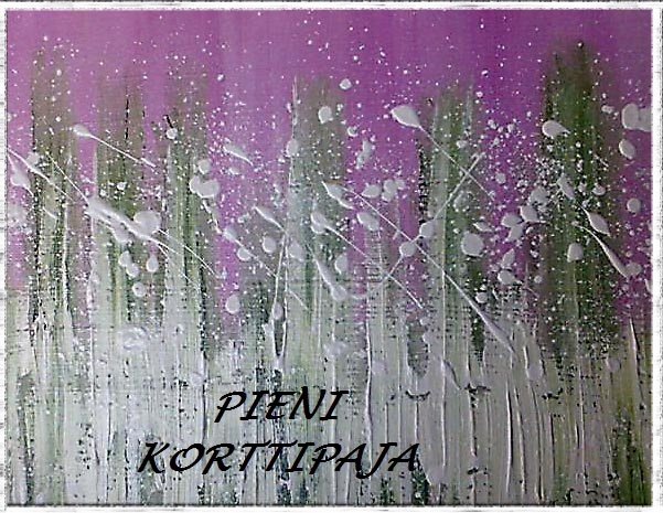 Kauniita kortteja/Beautiful cards