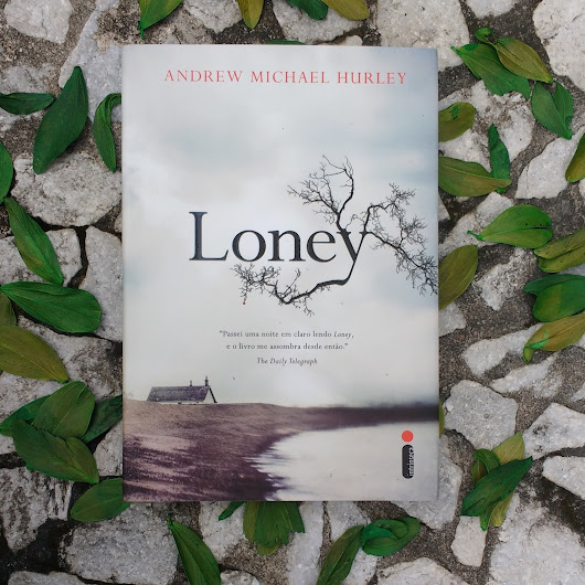 GIVEAWAY : Loney - Andrew Michael Hurley