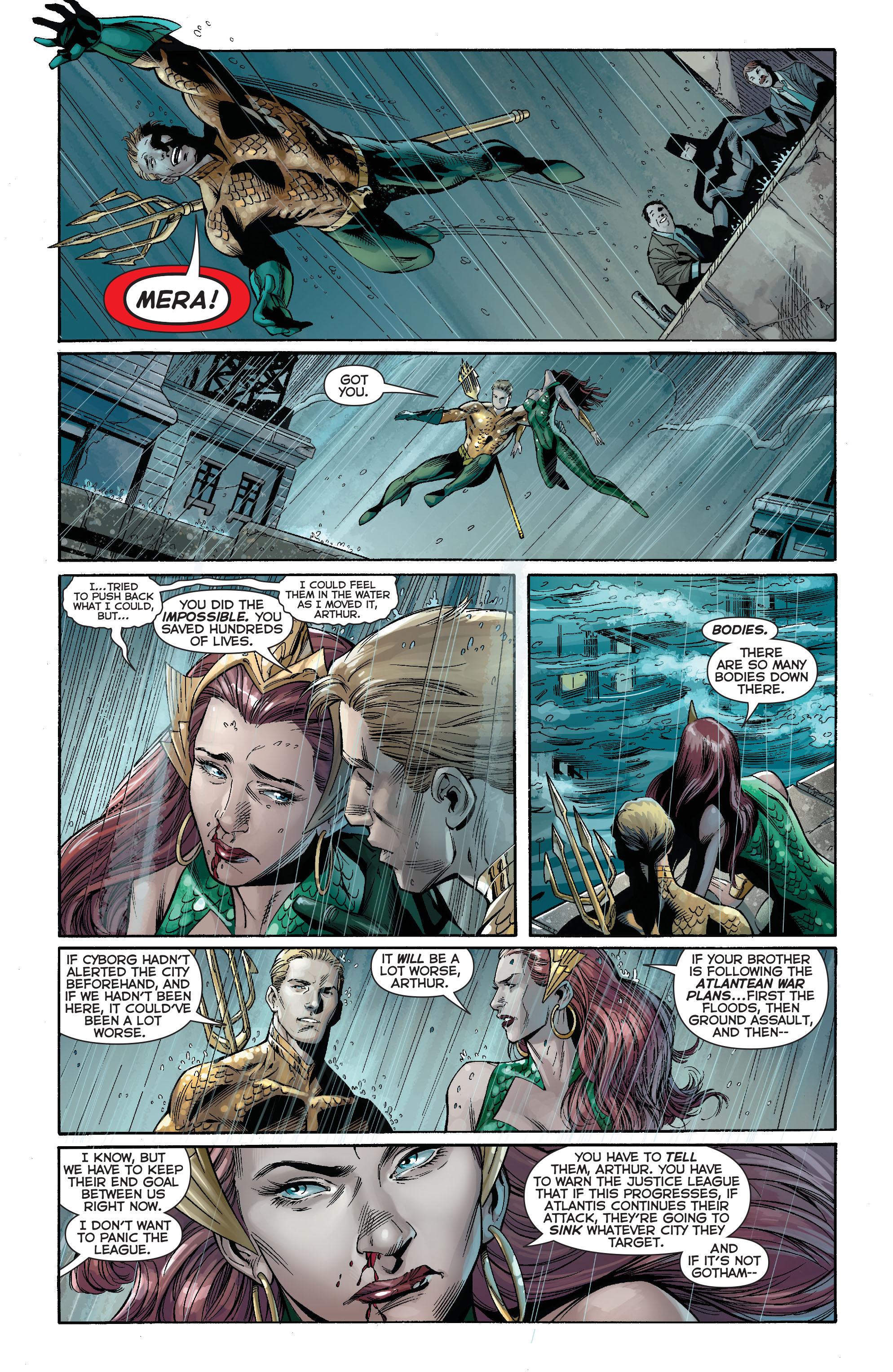 Read online Aquaman (2011) comic -  Issue #15 - 7