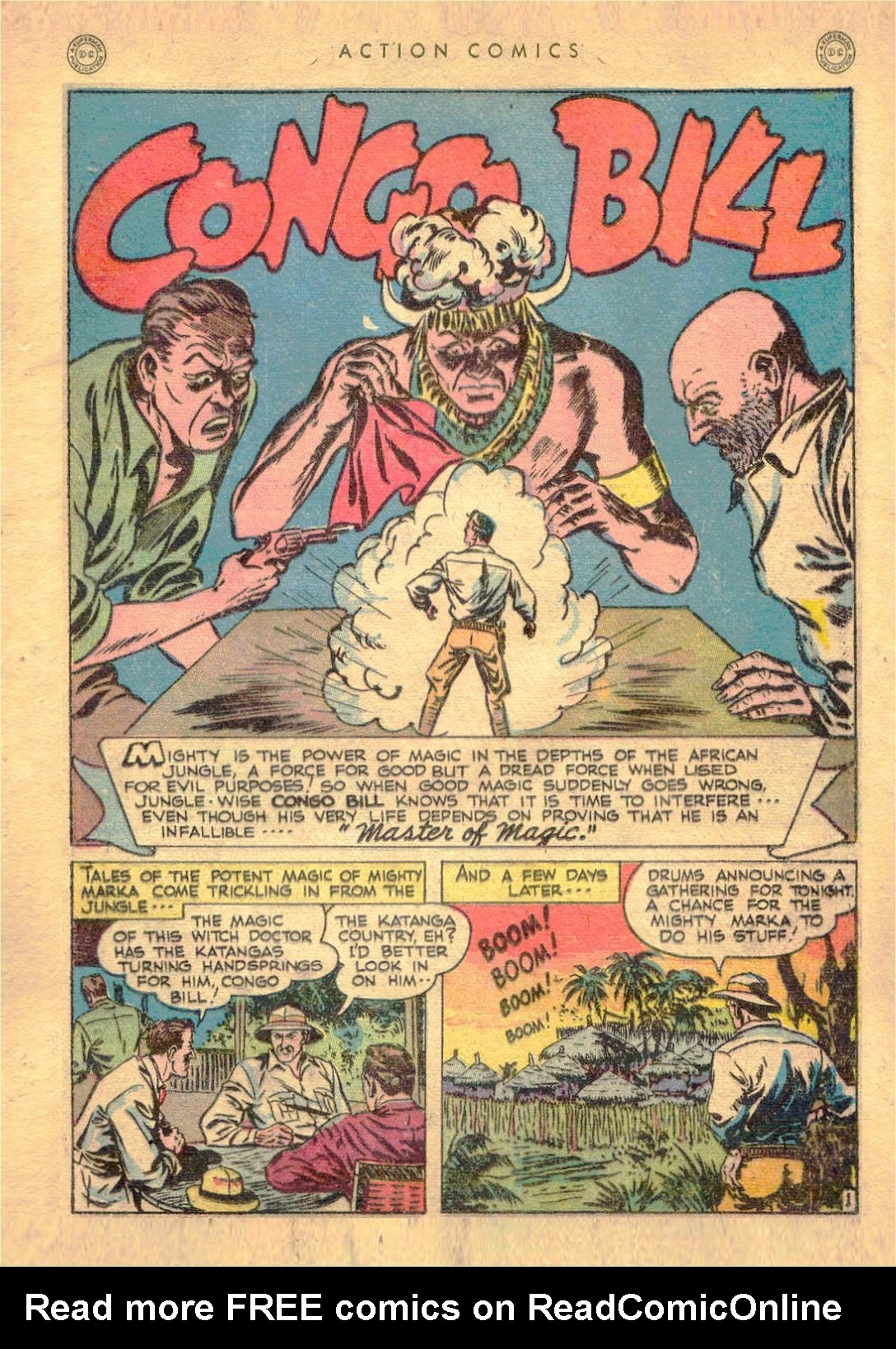 Read online Action Comics (1938) comic -  Issue #107 - 16