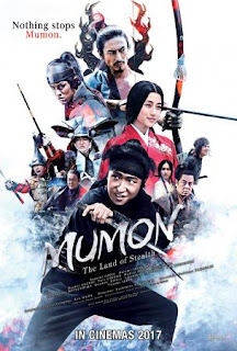 Film Mumon: The Land of Stealth 2017 Bioskop
