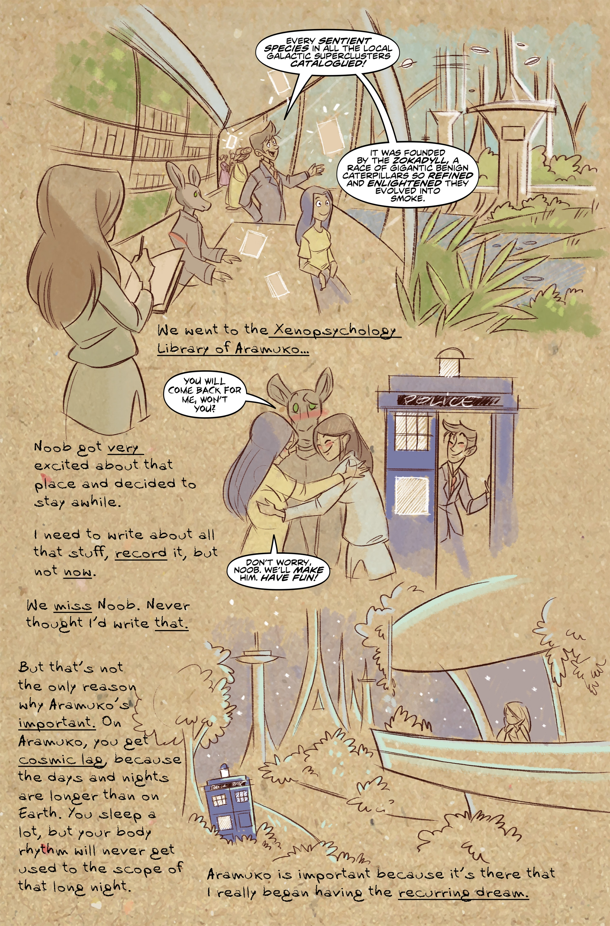 Read online Doctor Who: The Tenth Doctor Year Three comic -  Issue #6 - 15