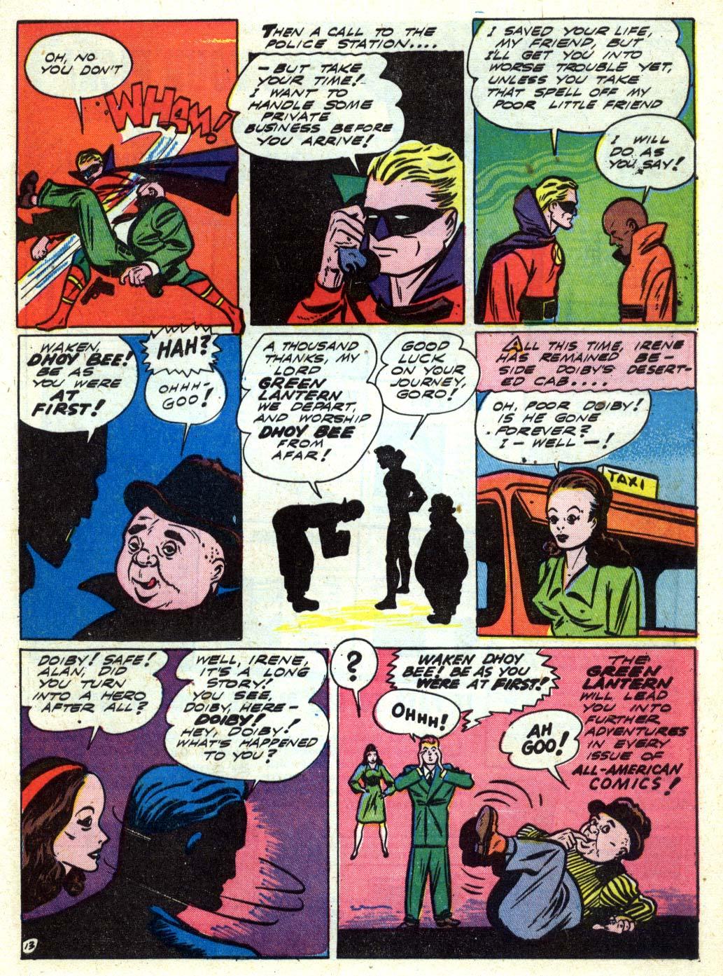 Read online All-American Comics (1939) comic -  Issue #40 - 15