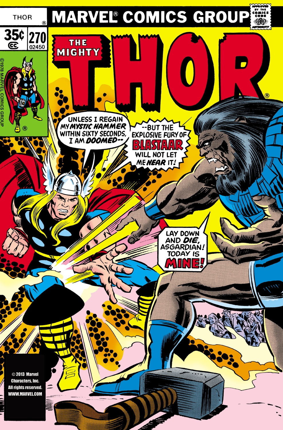 Thor (1966) 270 Page 1