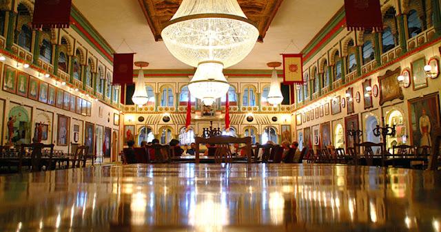 Gallery Restaurant, Fateh Prakash Palace