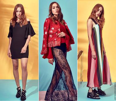 Moda 2018: Descubrimos los mejores looks de la primavera verano 2018 de Ginebra, luego de su paso por BAFWeek. | Tropical Paradise, colección primavera verano 2018 de Ginebra | Moda primavera verano 2018.