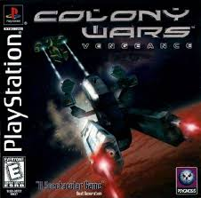 Colony Wars - Vengeance - PS1 - ISOs Download