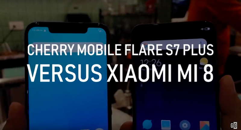 Watch: Cherry Mobile Flare S7 Plus vs Xiaomi Mi 8 AI Camera Comparison (Taglish)