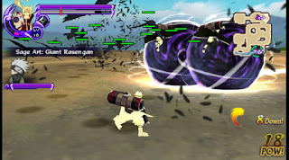 Download Gratis Naruto Ultimate Ninja Impact Mod Bijuu Mode Apk PPSSPP Tearbaru 2016