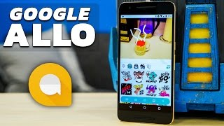 Google Allo: The Wait Is Over