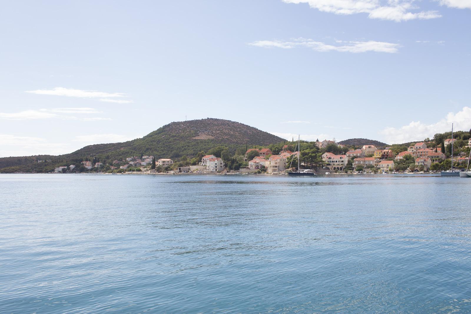 Bucht von Slano