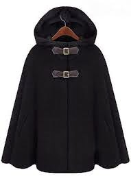 capa con capucha