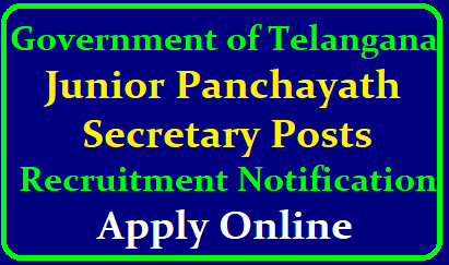Telangana Junior Panchayath Secretary 9355 Posts Recruitment Notificaiton Eligibility Syllabus Exam Pattern, Apply Online @tspri.cgg.gov.in Telangana Junior Panchayat Secretary Recruitment 2018 Notification for 9355 Junior Panchayat Secretary Posts Educational Qualifications Schedule Eligibility criteria syllabus Exam Pattern Selection Procedure Submission of Online Application Form at official portal www.pred.telangana.gov.in | TS Jr Panchayath Secretary Vacancies in Telangana Notification will be issued by concern district collector with complete details like category wise vacancies break up essential educational qualifications Recruitment Examination Pattern Syllabus Eligibility conditions as per the reservation ts-telangana-junior-panchayath-secretary-recruitment-notification-vacancies-eligibility-syllabus-exam-pattern-online-application-form-tspri.cgg.gov.in-download-hall-tickets-results-answerkey-merit-list TS Junior Panchayat Secretary 9355 Vacancies/2018/08/ts-telangana-junior-panchayath-secretary-recruitment-notification-vacancies-eligibility-syllabus-exam-pattern-online-application-form-tspri.cgg.gov.in-download-hall-tickets-results-answerkey-merit-list.html