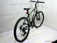 D 26 Inch Pacific Exotic 200 HardTail Mountain Bike