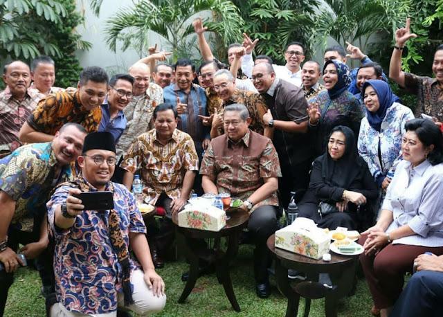 Kubu Prabowo-Sandi: Petahana Mulai Khawatir