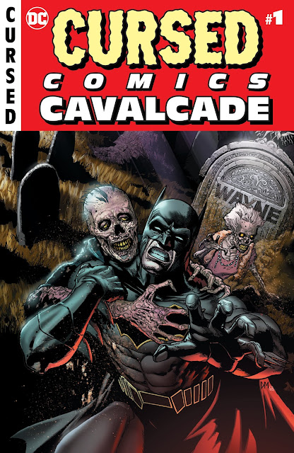 CURSED COMICS CAVALCADE review