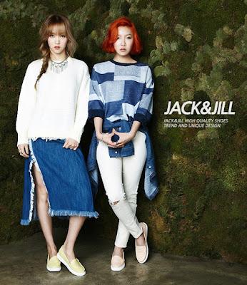 Mamamoo - Jack & Jill Shoes 2016