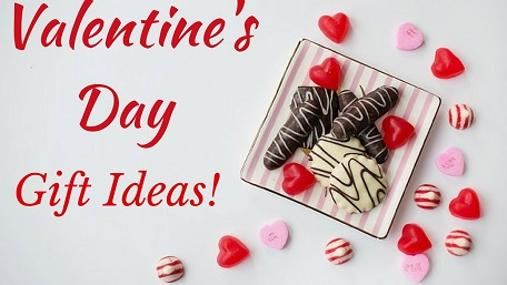 valentines day gift banenr