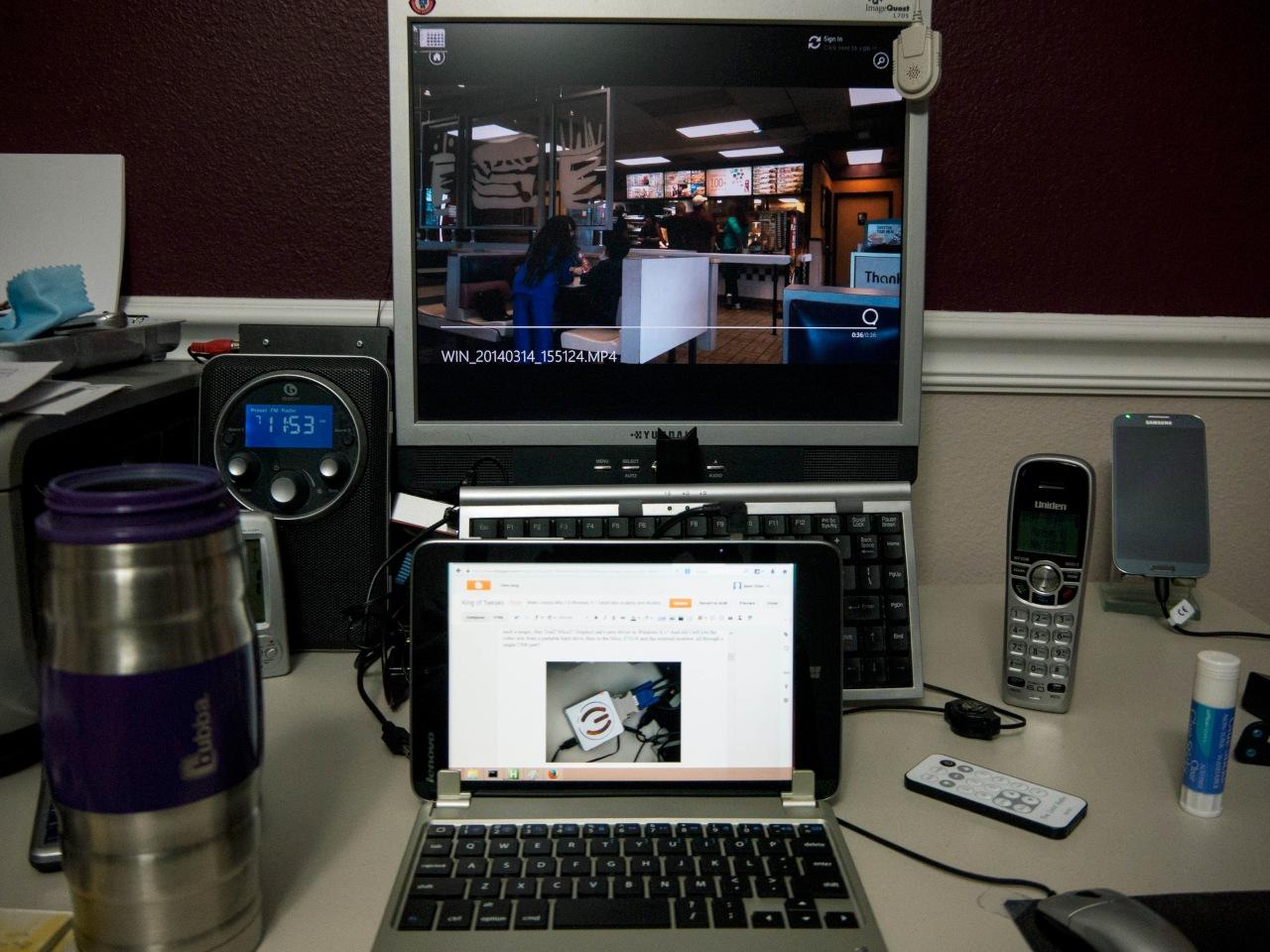 King of Tweaks: Make Lenovo Miix 2 8 Windows 8 1 Tablet also