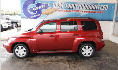 Pick of the Week – 2008 Chevrolet HHR Price Drop
