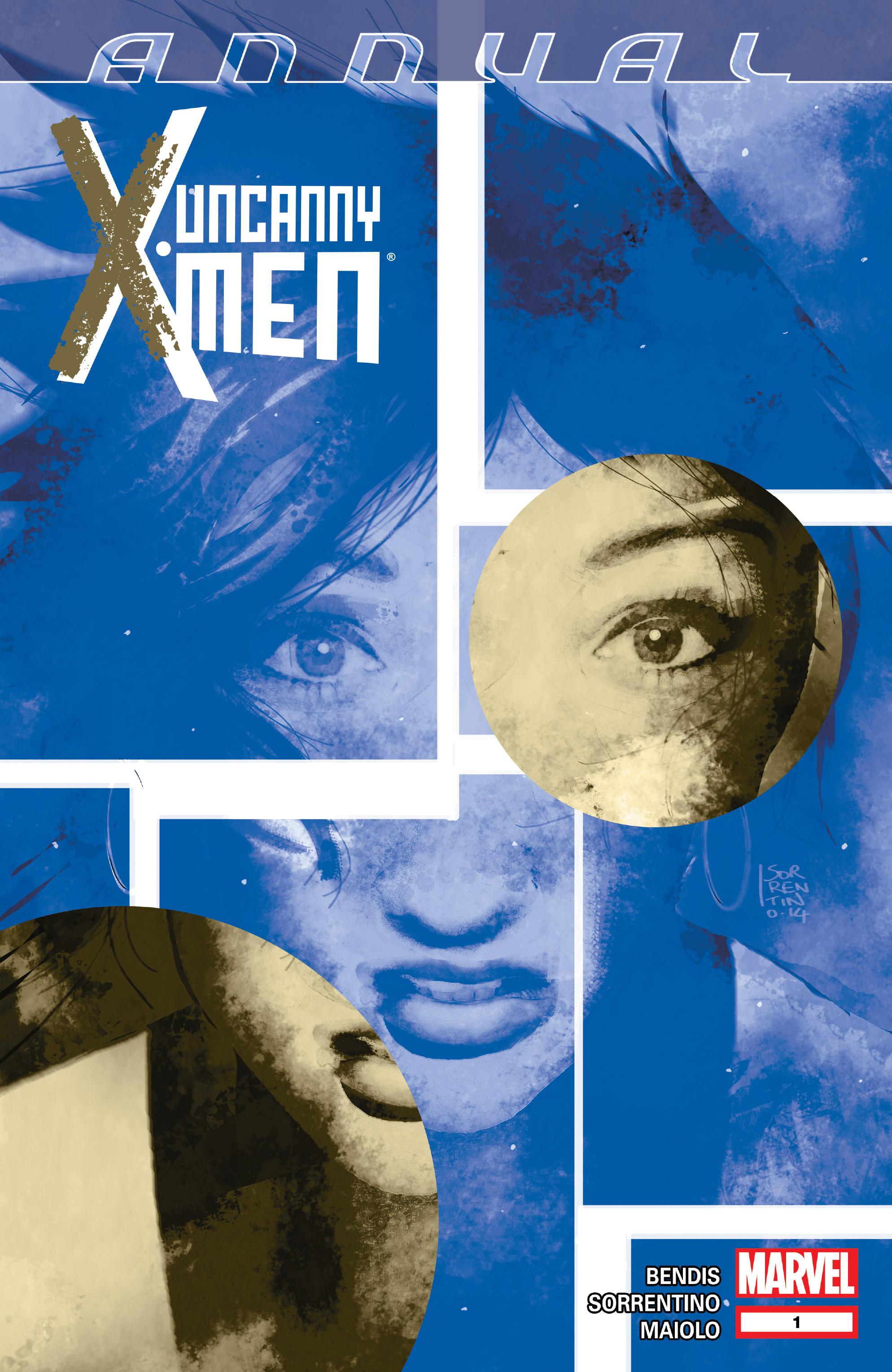 Read online Uncanny X-Men (2013) comic -  Issue # Annual 1 - 1