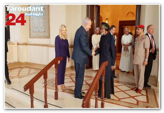 بعد الانتقادات ... أول رد رسمي من سلطنة عمان بخصوص زيارة نتنياهو