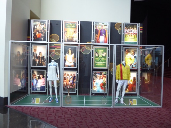 Battle of the Sexes film costumes