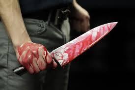 ' عامل يذبح زوجته عقب خروجها من إحدى فيلات اكتوبر .لشكه فى سلوكها ''
