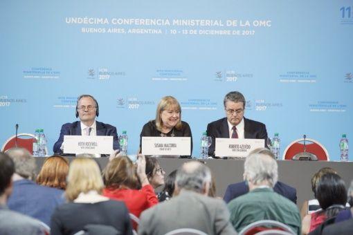 Argentina impide el acceso a 42 activistas a conferencia de OMC