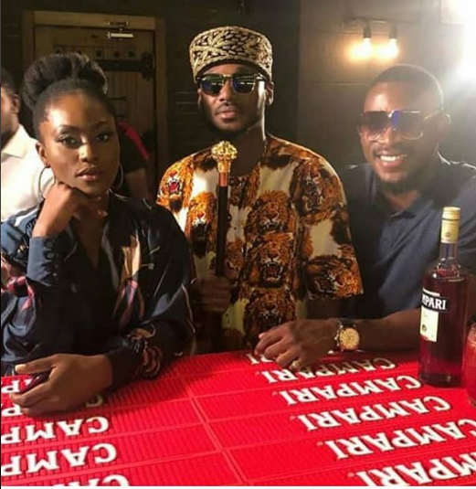 Tobi Bakre features alongside Tuface Idibia and Linda Osifo In new Ad For Campari drink
