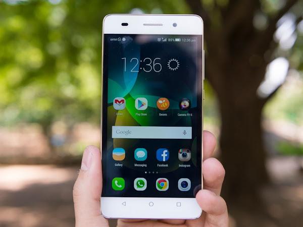 """Kamera """"High End"""" ala Huawei Honor 4C"""
