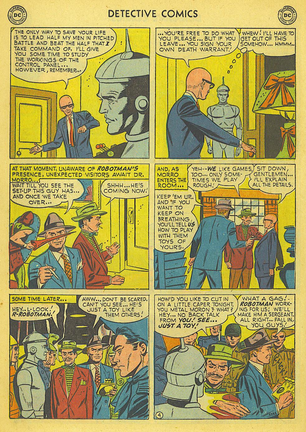 Read online Detective Comics (1937) comic -  Issue #173 - 21