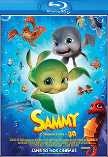 Sammy - A Grande Fuga BluRay 720p Dual Áudio