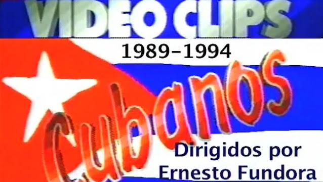Varios Artistas - ¨Collage de Vídeos 1989 a 1994¨ - Videoclip - Dirección: Ernesto Fundora. Portal Del Vídeo Clip Cubano