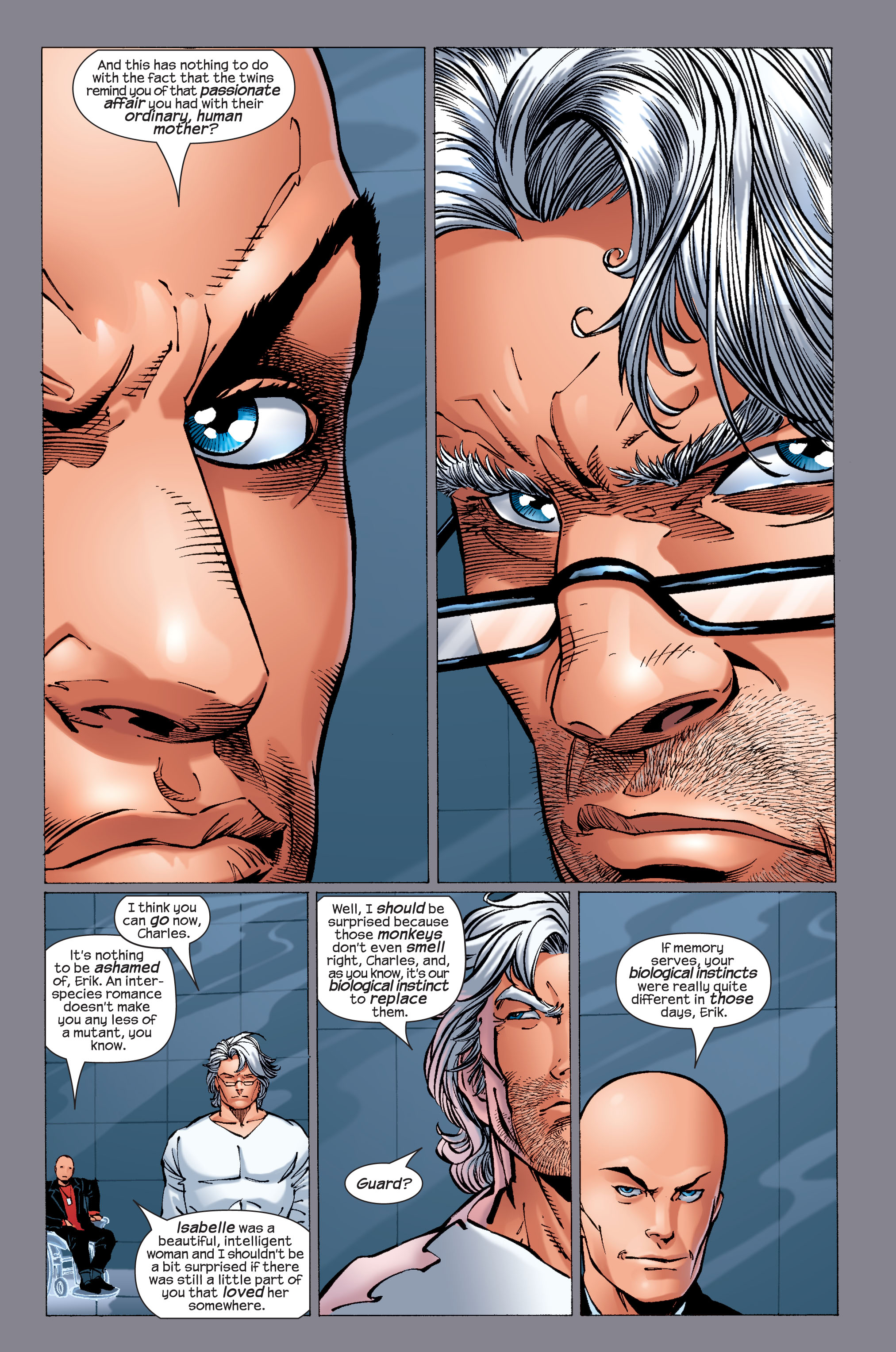Read online Ultimate X-Men comic -  Issue #33 - 16