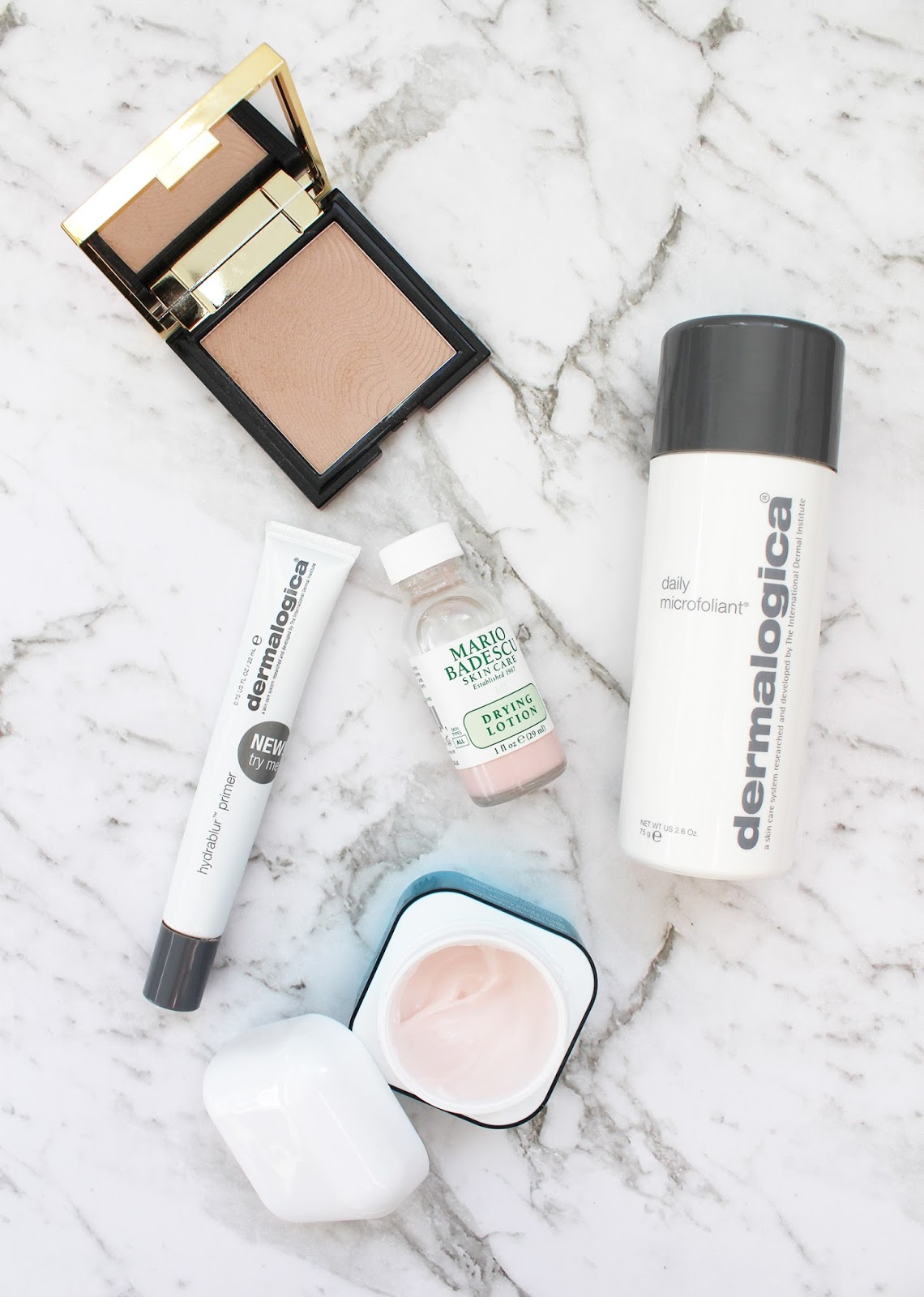 MOST LOVED | August '17 - Dermalogica, Clinique, MECCA MAX + Mario Badescu - CassandraMyee
