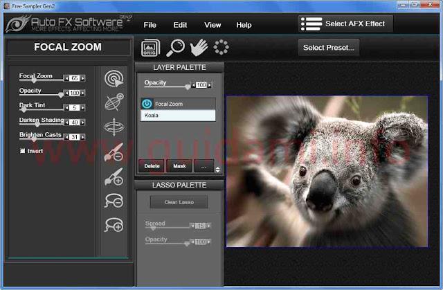 Auto FX Free editor Free Sampler