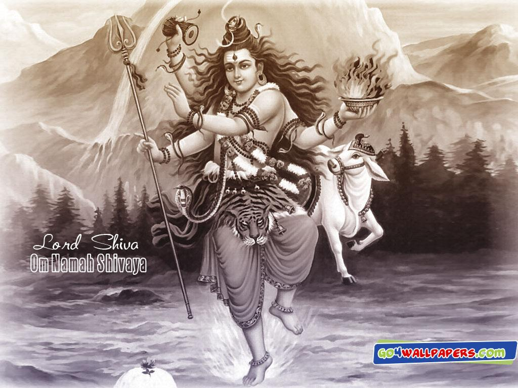 Amazing Lord Shiva Wallpapers: All World Wallpapers: Gog Shiva Wallpapers