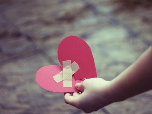 Broken Heart Sad Love Wallpaper