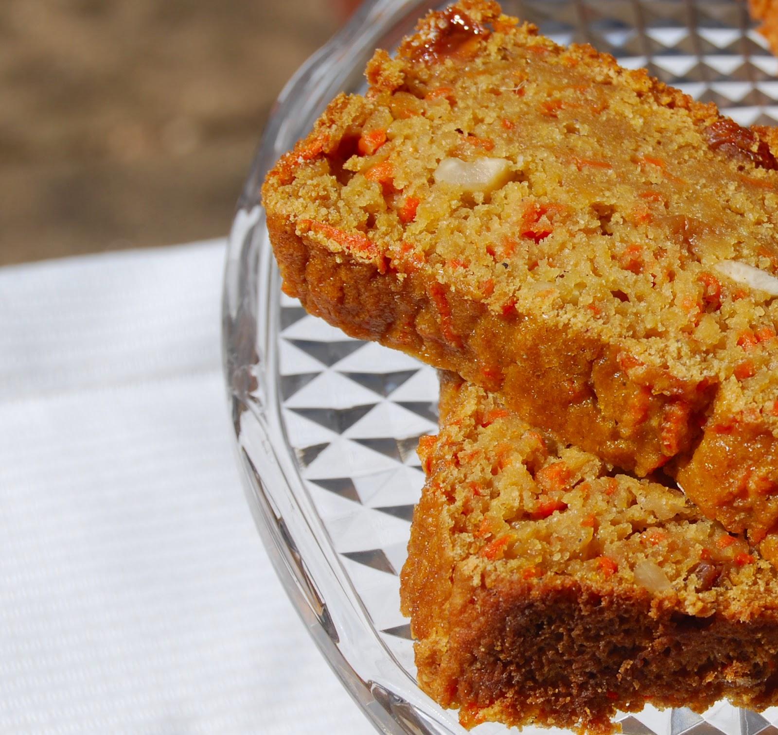 Low Fat Carrot Bread 62