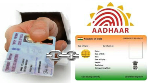 link-pan-with-aadhaar-to-file-income-tax-paramnews-finmin
