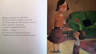 Libro per bambini sulle bugie e sui fantasmi