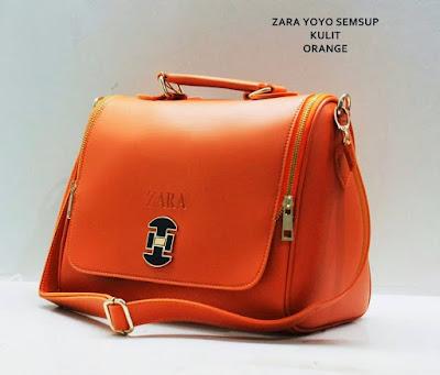 Model Tas Zara Asli Terbaru