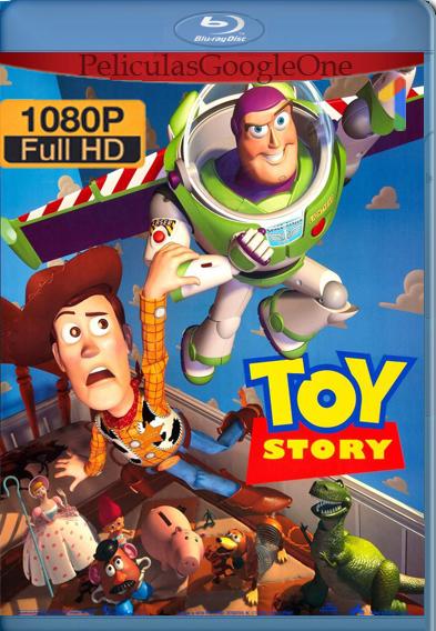Toy Story (1995) [1080p] [Latino-Ingles] [Luiyi21HD]