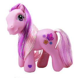 MLP Avalonia Accessory Playsets Butterfly Surprise G3 Pony