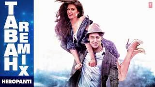Tabah Song Lyrics - Heropanti