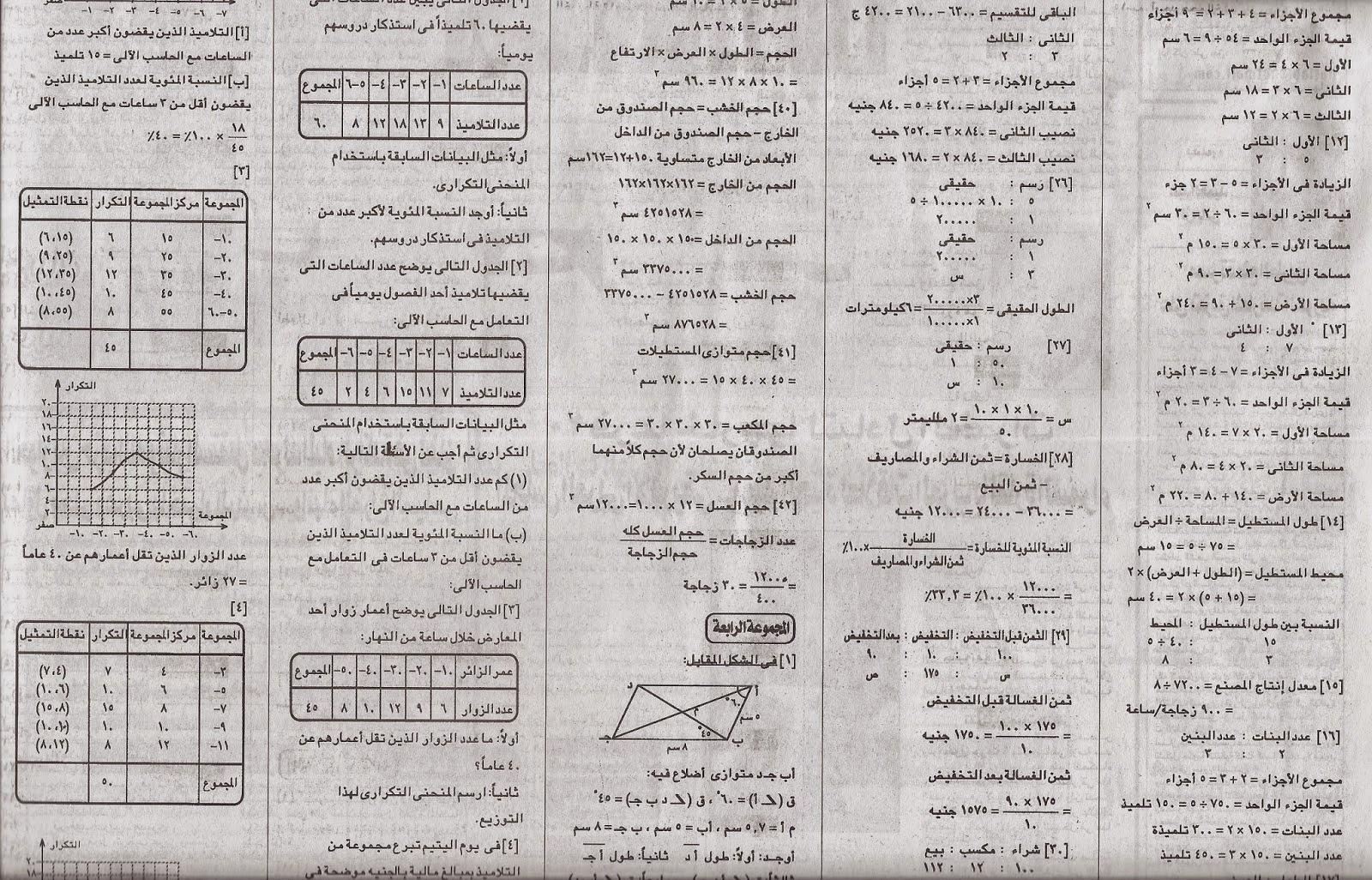كل مراجعات ملاحق الجمهورية للترم الأول 2015 للشهادة الإبتدائية المنهاج المصري scan0061.jpg