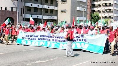 New minimum wage: Civil servants react as Senate approves N30,000